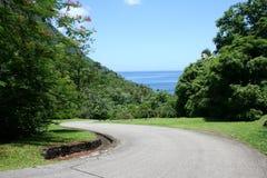 drogowy morze Zdjęcie Royalty Free