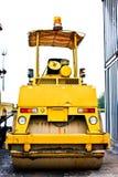 drogowy rolownik Zdjęcie Royalty Free