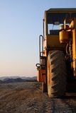 drogowy rolownik Obrazy Stock