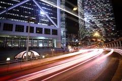drogowy ruch drogowy Obrazy Stock