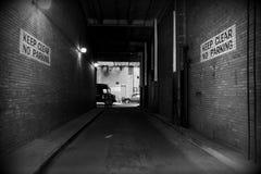 Drogowy tunel w Miasto Nowy Jork, NY Obraz Stock
