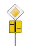 drogowy znak Obraz Stock