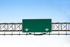 drogowy znak Obraz Royalty Free