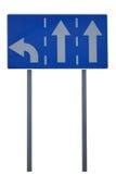 drogowy znak Zdjęcia Royalty Free