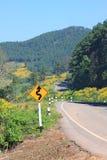 drogowy znak Zdjęcie Stock