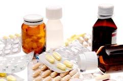 Drogues Image libre de droits