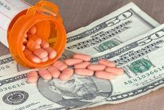 Drogues chères Image libre de droits