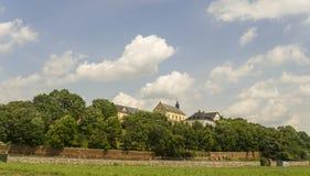 Drohiczyn - en av oldesstäderna i Polen Royaltyfri Fotografi