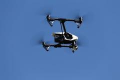 Drohnenfliegen Lizenzfreies Stockbild