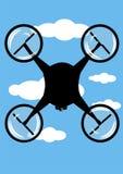 Drohnenfliegen Stockbilder