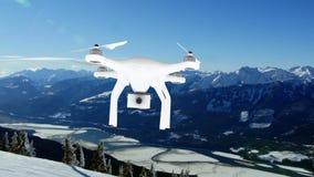 Drohnenfliegen in den Bergen