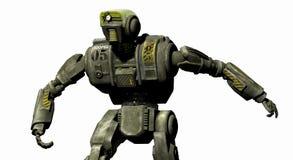 Droid do robô ilustração do vetor