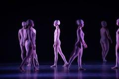 ` Droit de danse du ` s de marcher-Huang Mingliang aucun ` d'abri Photographie stock libre de droits