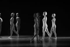 ` Droit de danse du ` s de marcher-Huang Mingliang aucun ` d'abri Photos libres de droits