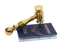 Droit international Image libre de droits