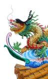 Droite de dragon Images libres de droits