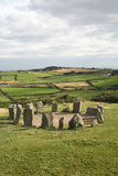 Drombeg Stone Circle Stock Photo