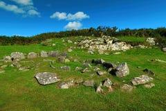 Drombeg Stone Circle, County Cork, Ireland Stock Images