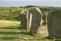 Drombeg Stone Circle, Ireland Royalty Free Stock Photo