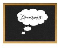 Dromen. vector illustratie