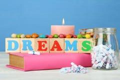 dromen stock foto