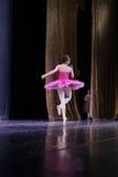 Dromen van een Ballerina Stock Afbeelding