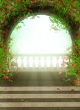 Dromenland Royalty-vrije Stock Fotografie