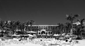 Dromentoevlucht in Los Cabos Mexico Stock Foto's