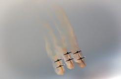 Dromerige vlucht Royalty-vrije Stock Foto