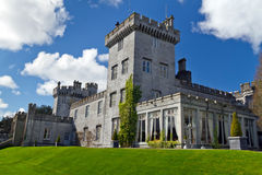 Dromoland Castle in Co. Clare Stock Photography