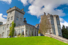 Dromoland Castle in Co. Clare Stock Photo