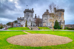 Dromoland Castle in Co. Clare Stock Images