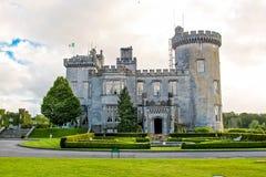Dromoland Castle in Co. Clare, Ireland stock image