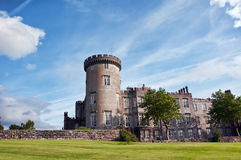 Dromoland castle, county clare, ireland. Luxury dromoland castle hotel, county clare, ireland Royalty Free Stock Images