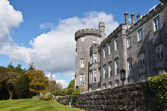 Dromoland castle hotel, county clare, ireland Royalty Free Stock Photos