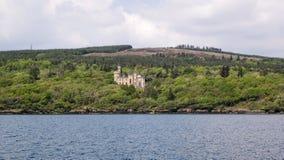 Dromore城堡 库存图片