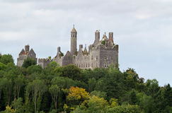 Dromore Castle in Co. Limerick, Ireland Stock Image
