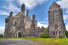 Dromore Castle - HDR Royalty Free Stock Photography