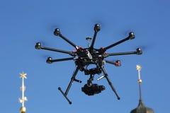 Dron 免版税库存照片