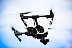 Dron DJI inspira 1 Fotos de Stock