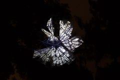 Dron lista av Jakub Nepras på Kampa område i Prague under festivalen för signalljus Royaltyfri Fotografi