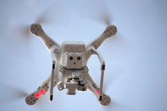Drone in action Royalty Free Stock Photo