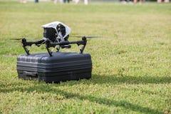 Drone on the box Stock Photos