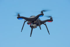 Drone with Camera Royalty Free Stock Photo