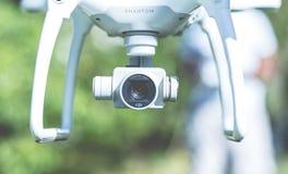 Drone camera Stock Photo