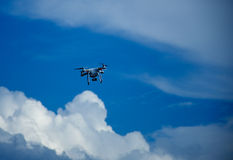 Drone. Flying and airspace regulations Royalty Free Stock Photography