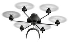 Drone Empty Stock Image