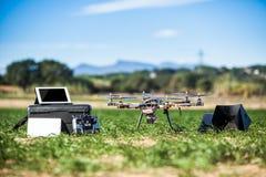 Drone equipment stock photos