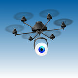 Drone Eye Stock Images
