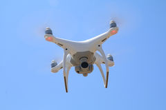 Drone in flight - Series 5 Stock Image
